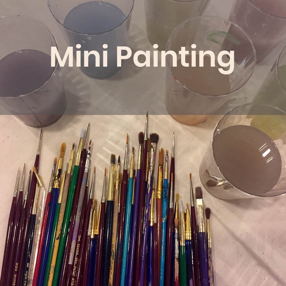 Workshop | Mini Painting