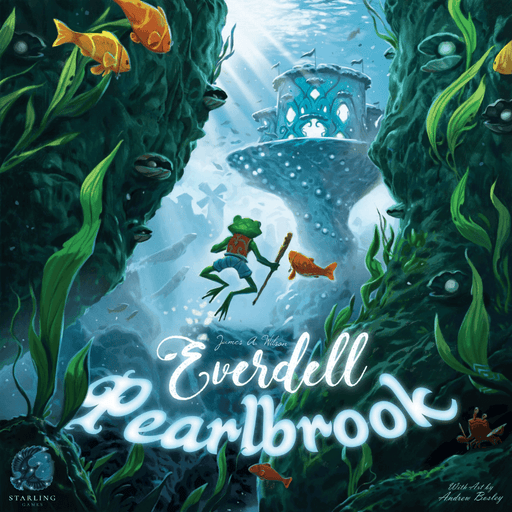 Everdell Expansion : Pearlbrook