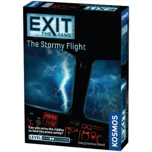 Exit : The Stormy Flight