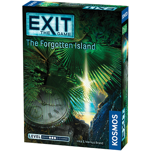 Exit : The Forgotten Island