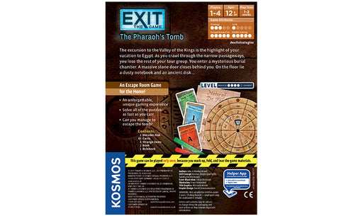 Exit : The Pharaoh's Tomb