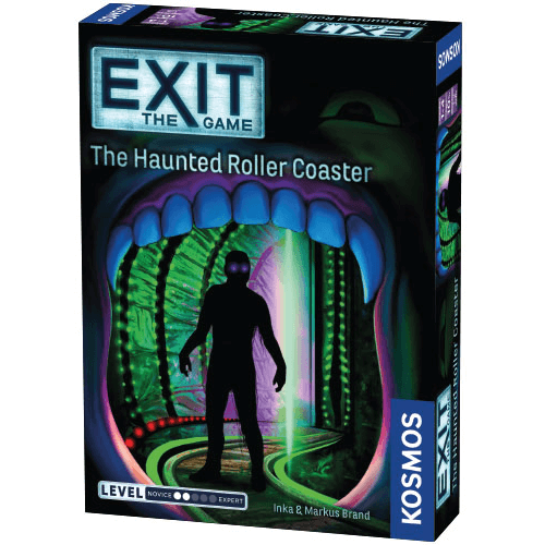 Exit : The Haunted Roller Coaster