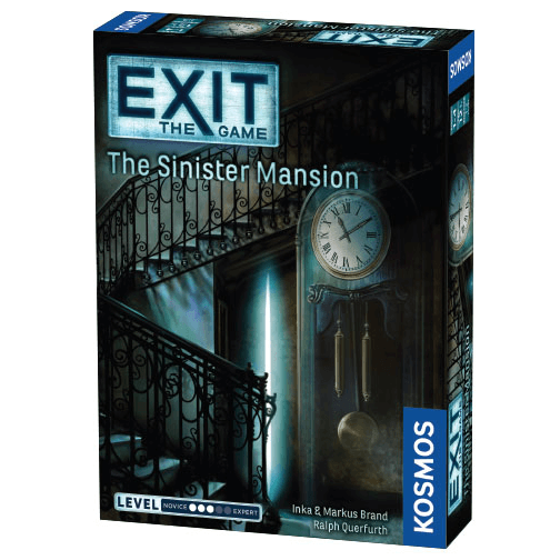 Exit : The Sinister Mansion