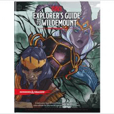 D&D (5e) Critical Role Explorer's Guide to Wildemount