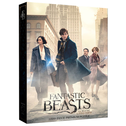 Puzzle (1000pc) Fantastic Beasts : The Search