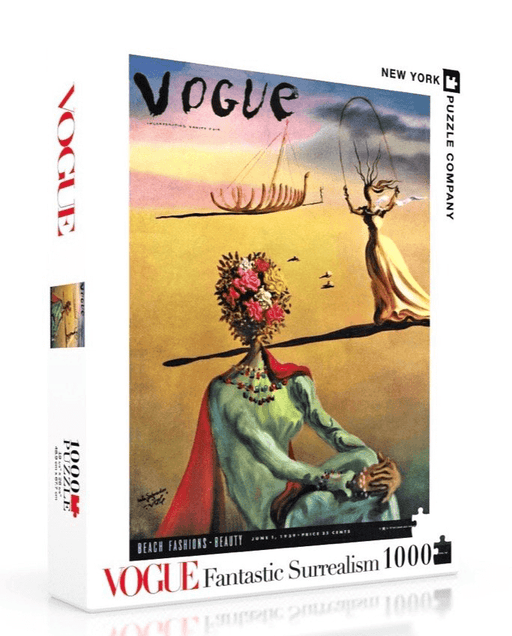Puzzle (1000pc) Vogue : Fantasy Fashion