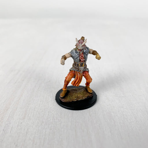 Pro Painted Miniature by Lauren Bilanko | Monk Alexi
