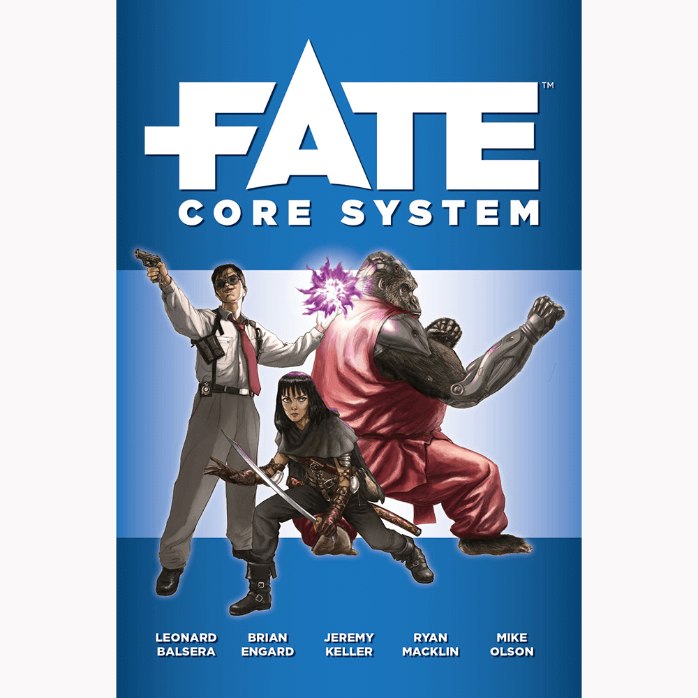 Fate Core Rulebook