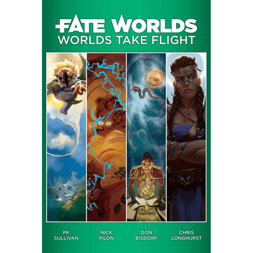 Fate Worlds : Worlds Take Flight