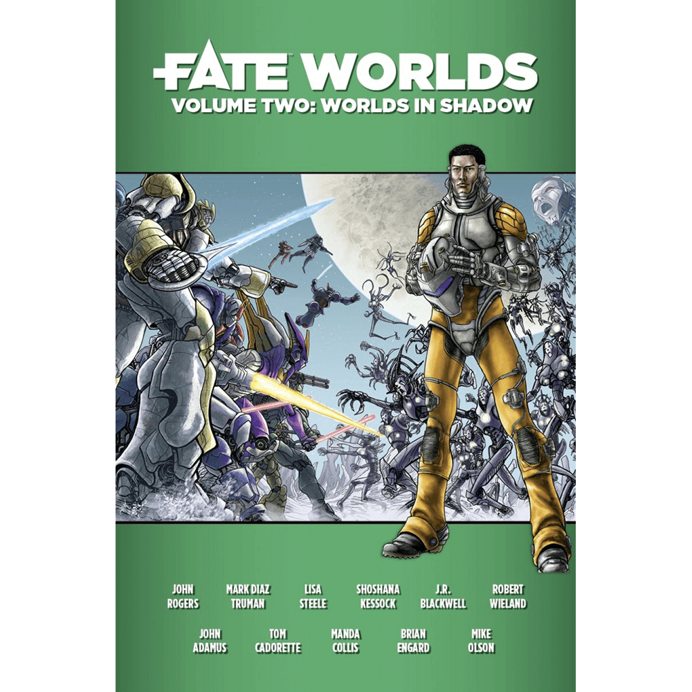 Fate Worlds : Vol. 2 Worlds in Shadow