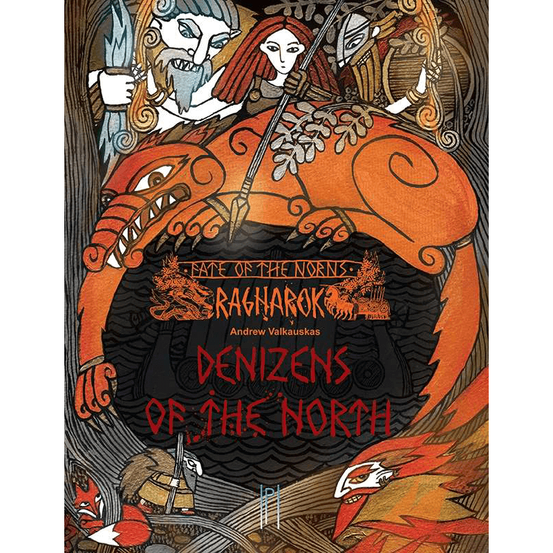 Fate of the Norns Ragnarok : Denizens of the North