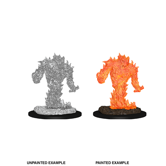 Mini - D&D Nolzur's Marvelous : Fire Elemental