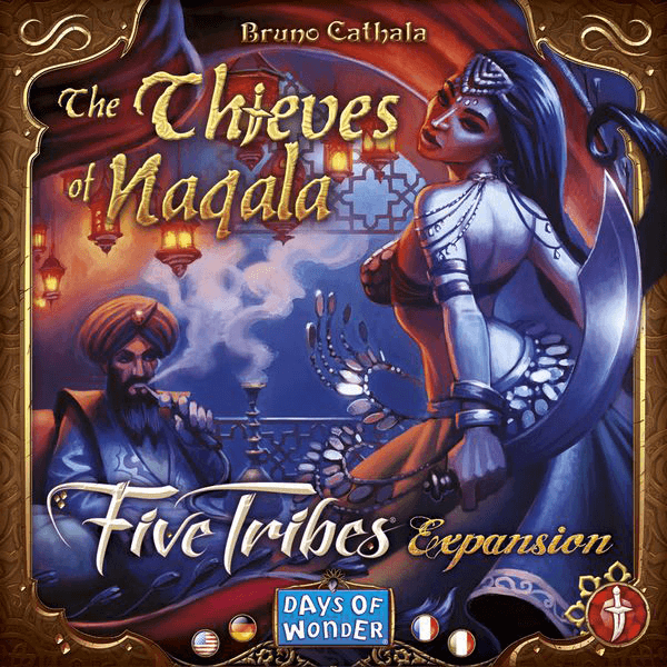 Five Tribes Booster : The Thieves of Naqala
