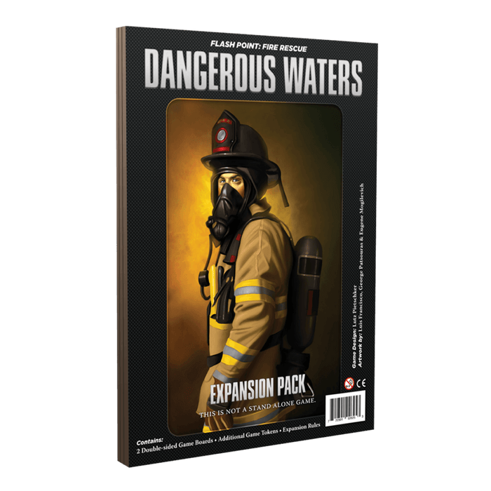 Flash Point Fire Rescue Expansion : Dangerous Waters