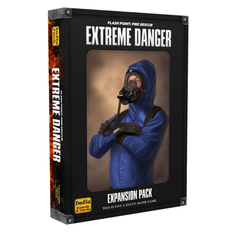 Flash Point Fire Rescue Expansion : Extreme Danger