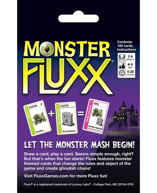 Fluxx Monster
