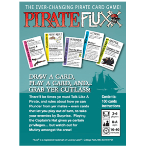 Fluxx Pirate