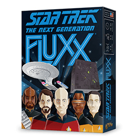 Fluxx Star Trek The Next Generation