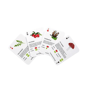 Playing Cards Foragers