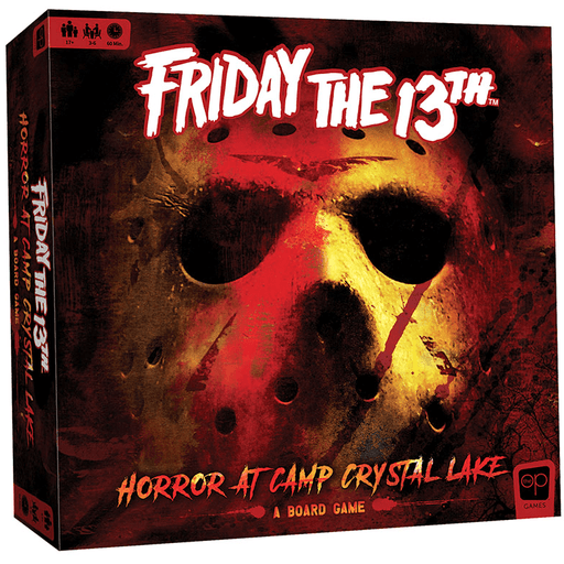 Friday the 13th Horror at Camp Crystal Lake