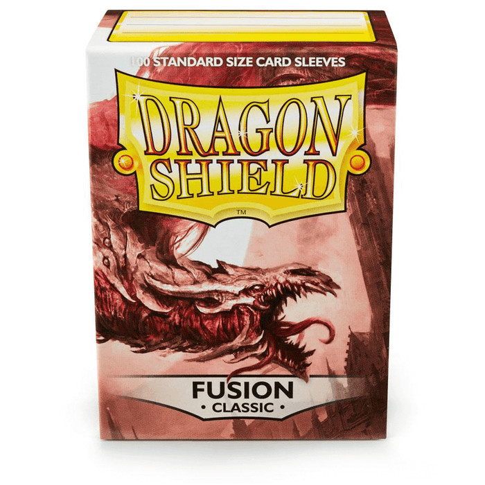 Sleeves Dragon Shield (100ct) Fusion