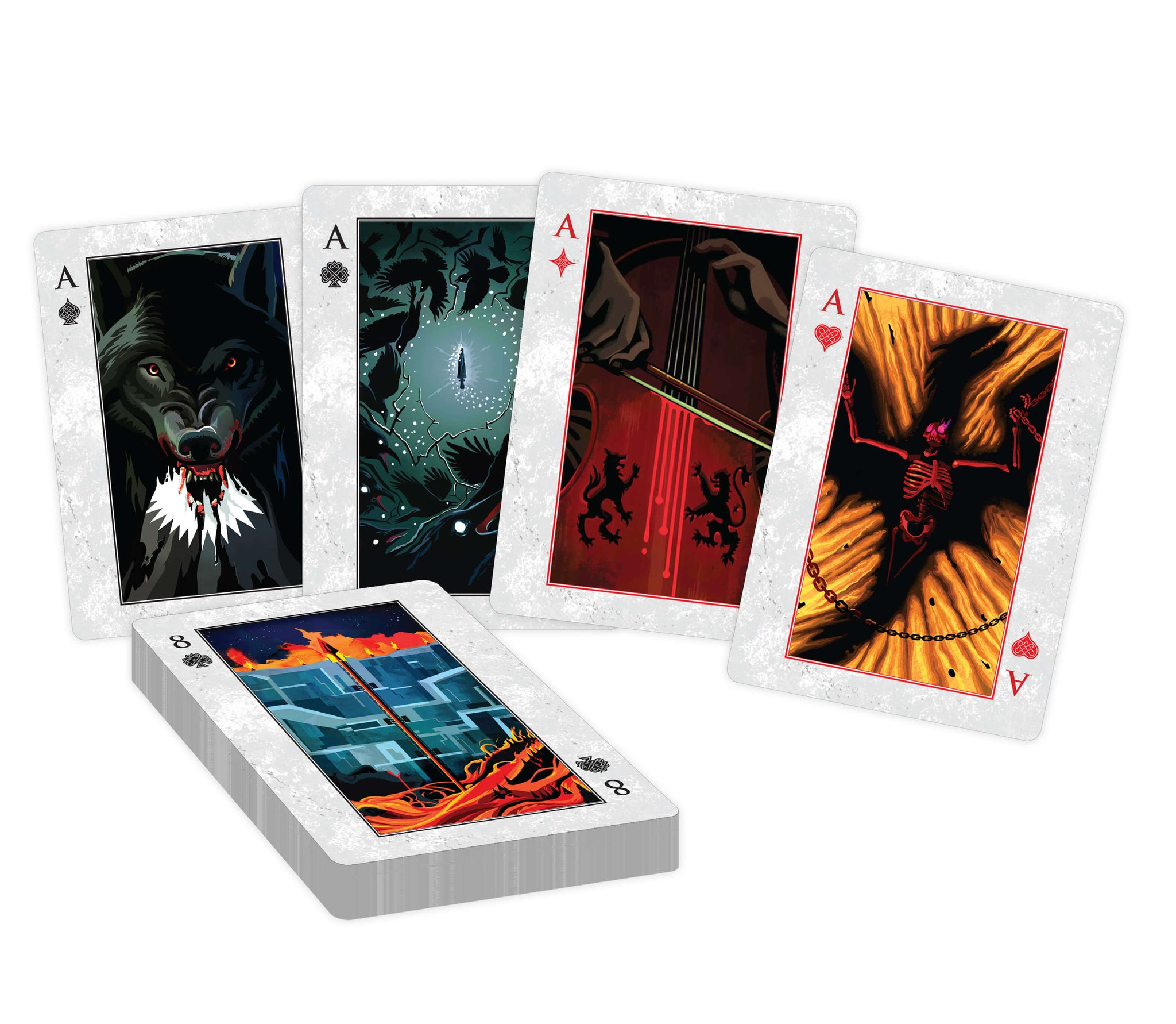 Playing Cards Game of Thrones