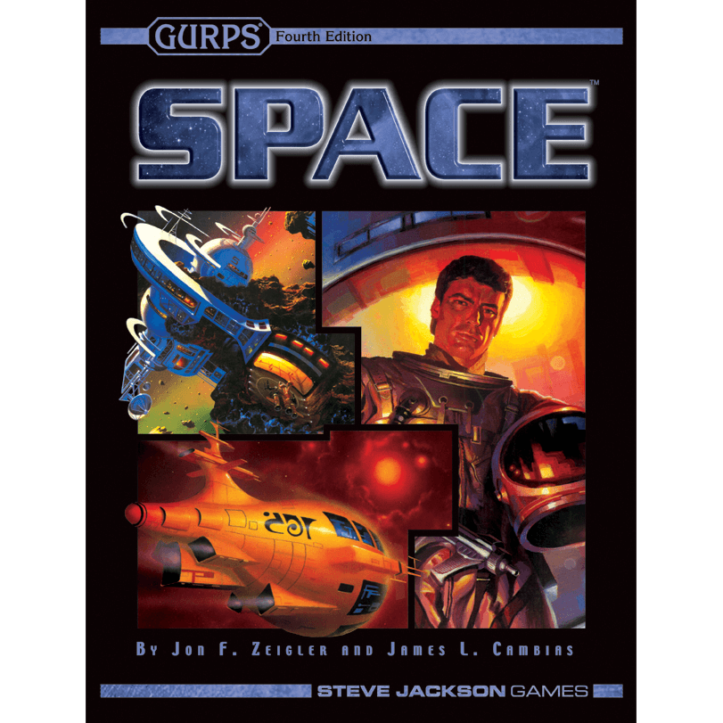 GURPS (4th ed) Space