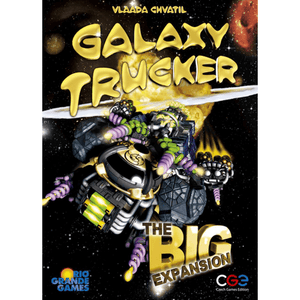 Galaxy Trucker Expansion : The Big