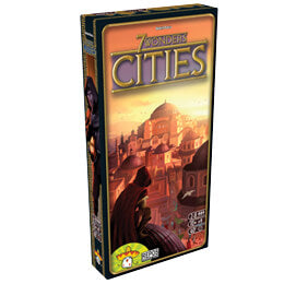 7 Wonders Expansion : Cities