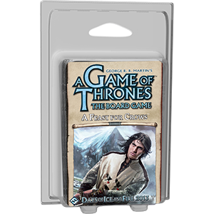 Game of Thrones Board Game (2nd ed) Expansion : A Feast for Crows