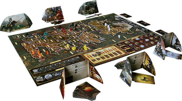 Game of Thrones Board Game (2nd ed)