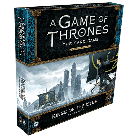 Game of Thrones LCG (2nd ed) Expansion : King of the Isles