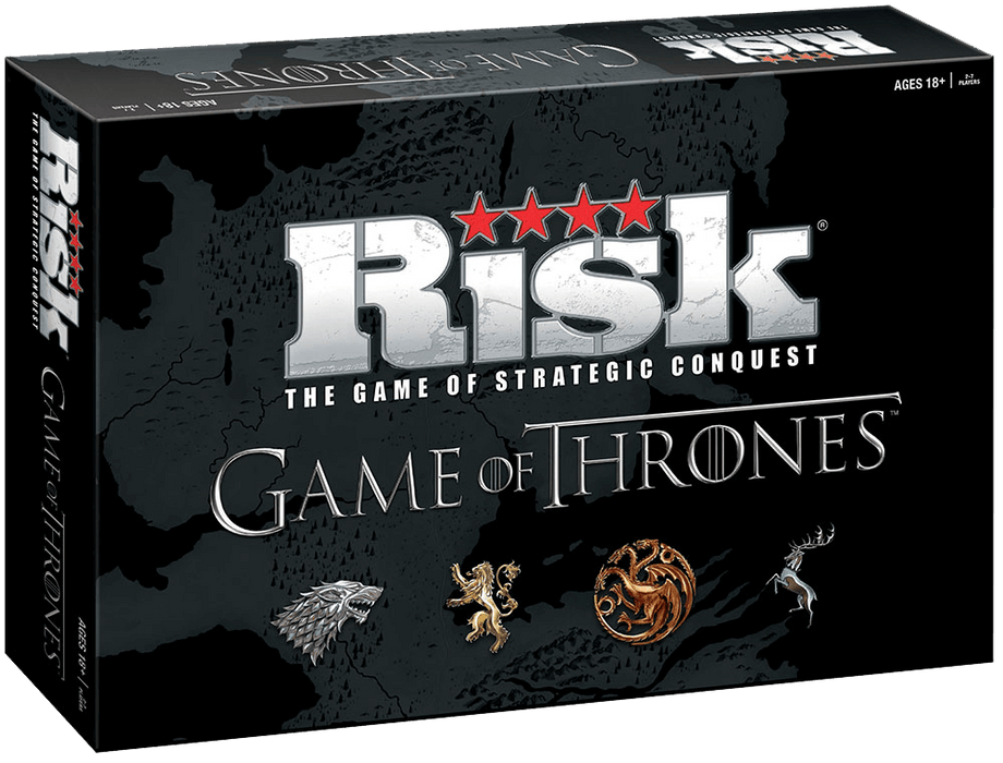 Risk Game of Thrones
