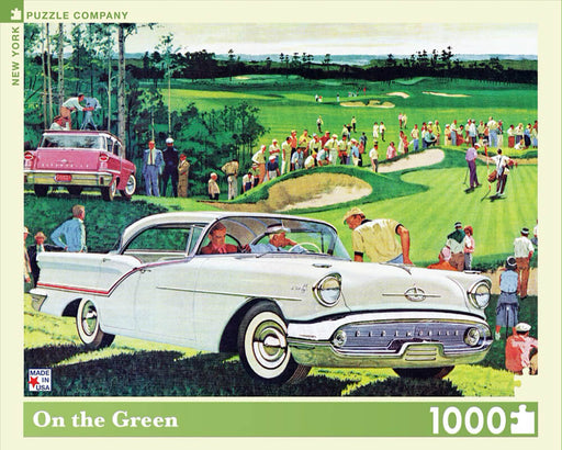 Puzzle (1000pc) General Motors : On the Green