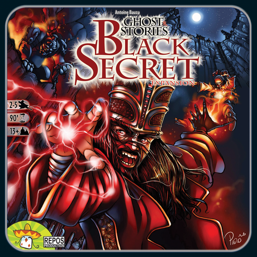 Ghost Stories Expansion : Black Secret