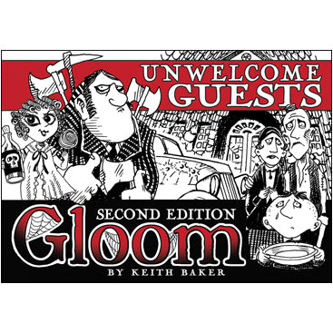 Gloom (2nd ed) Expansion : Unwelcome Guests