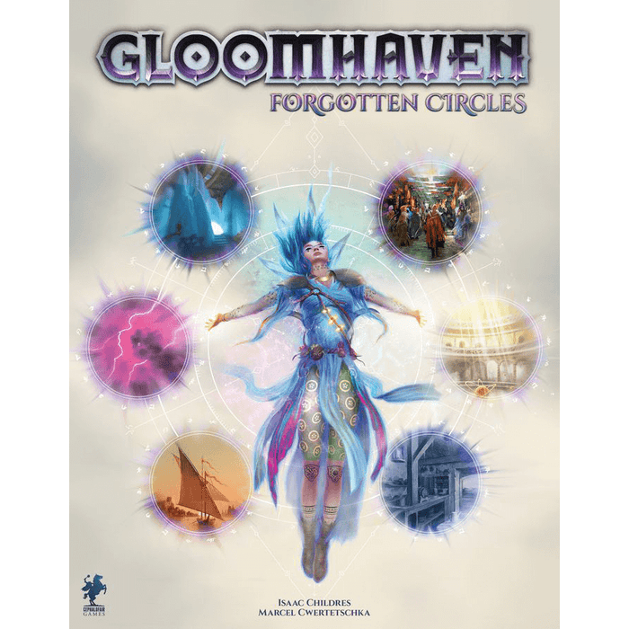 Gloomhaven Expansion : Forgotten Circles