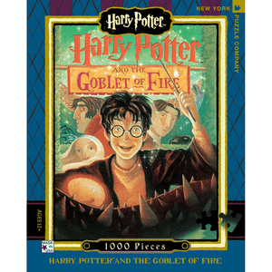 Puzzle (1000pc) Harry Potter : Goblet of Fire