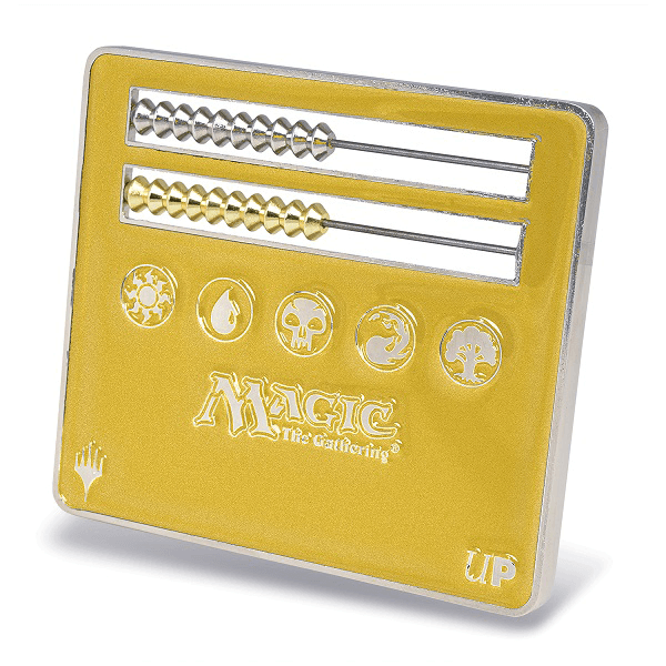 MTG Abacus Life Counter : Gold