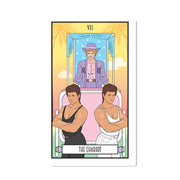 Tarot Deck : The Golden Girls