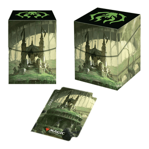 Deck Box - Ultra Pro PRO 100+ Guilds of Ravnica : Golgari Swarm