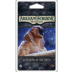 Arkham Horror LCG Expansion Scenario : Guardians of the Abyss