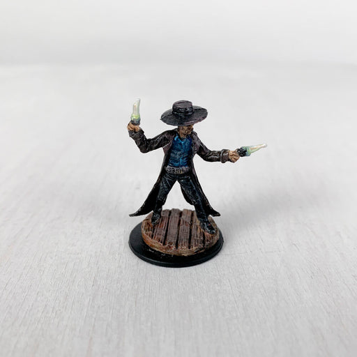 Pro Painted Miniature by Lauren Bilanko |  Kit Brumwell Gunslinger