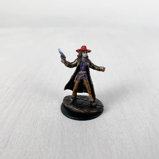 Pro Painted Miniature by Lauren Bilanko | Gunslinger Red