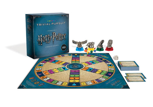 Trivial Pursuit Harry Potter (Ultimate Edition)