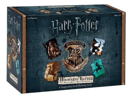 Harry Potter Hogwarts Battle Expansion : The Monster Box of Monsters