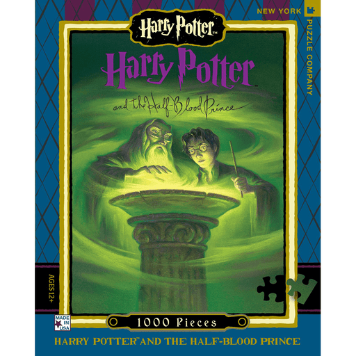 Puzzle (1000pc) Harry Potter : Half-Blood Prince
