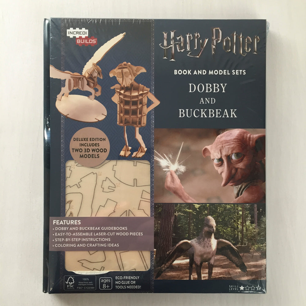Harry Potter Model : Dobby and Buckbear