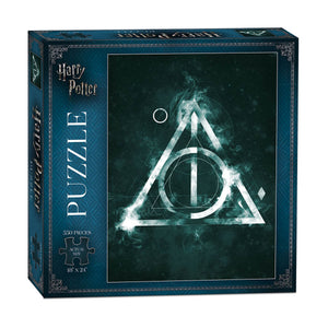Puzzle (550pc) Harry Potter : The Deathly Hallows