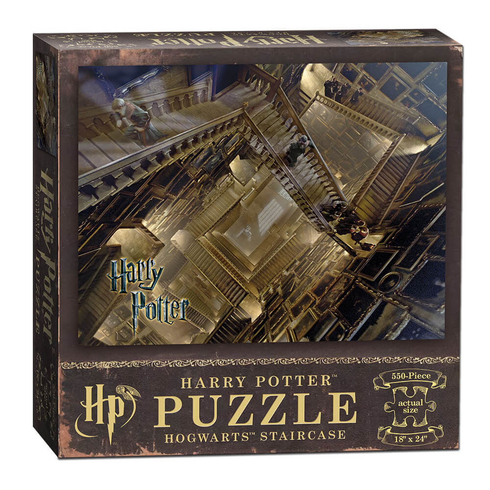 Puzzle (550pc) Harry Potter : Staircase